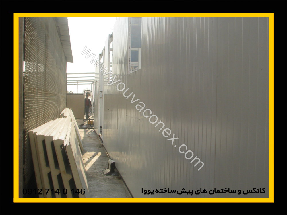 اضافه بنا بام بیمارستان آتیه تهران-10