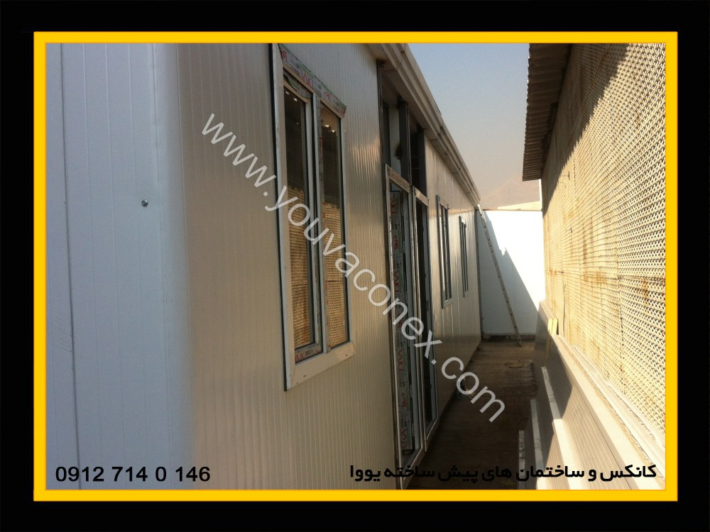 اضافه بنا بام بیمارستان آتیه تهران-11