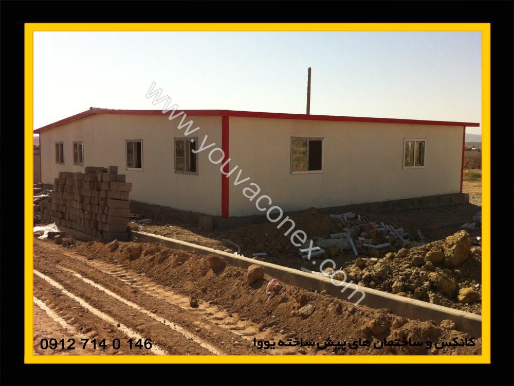 ساختمان پیش ساخته پارک فن آوری پردیس-09