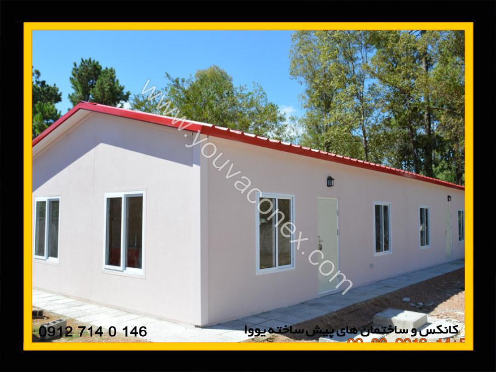 ساختمان پیش ساخته پانلی (7)