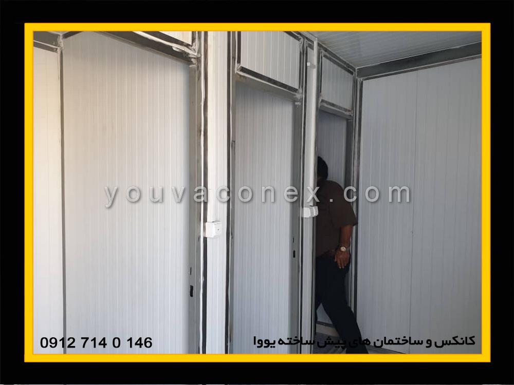 کانکس دوازده چشمه پانلی (4)